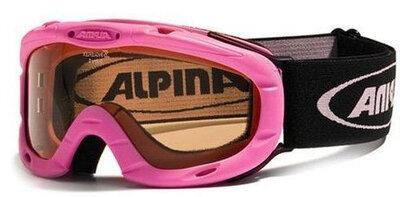 Продано: Маска горнолыжная розовая Alpina Ruby S гірськолижна рожева Очки горнолыжные Альпина