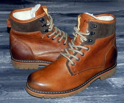 Bama Osnabrück оригинальные,кожаные, стильные невероятно крутые ботинки
