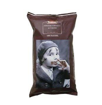 Горячий шоколад Torras Торрас без глютена без сахара без лактозы готовое какао в чашку без жира Испа