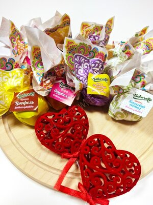 Натуральные конфеты Тм Naturello