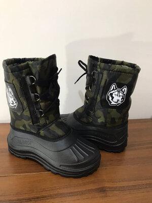 Ботинки мужские, непромокаемые, на мороз, Аляска