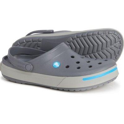 Продано: мужские аквашузы crocs клоги Crocs Crocband Clogs мужские кроксы аквашузы Оригинал размер m13
