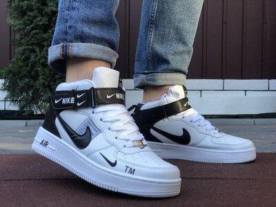 Кроссовки Nike деми хайтопы ботинки демисезонные новинка 5 моделей