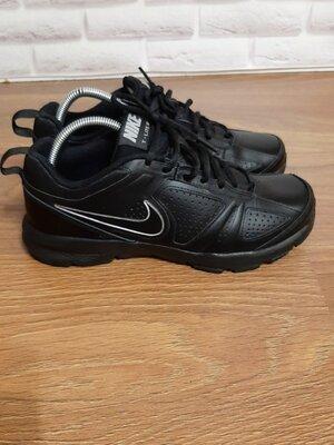 Кроссовки Nike кожаные