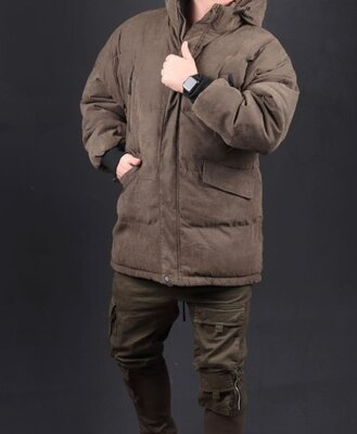 Продано: Батал мега Теплая и Легкая куртка бомба