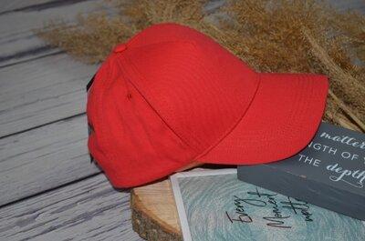 фирменная новая красная бейсболка кепка унисекс New Yorker