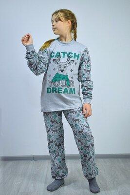 Пижама детская для мальчка или девочки на 8,9,10 лет