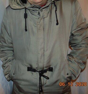 Стильная зимняя теплая курточка парка бренд .Sorbino.хл-2хл .