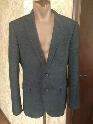 Продано: Пиджак мужской Hugo Boss шерстяной