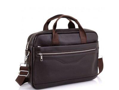 Мужская кожаная сумка для ноутбука Бесплатная доставка A25-1128C портфель натуральная кожа