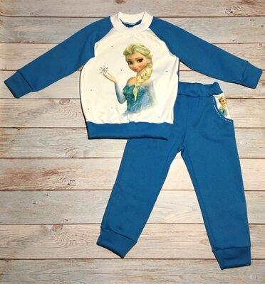 Продано: Тёплый спортивный костюм Эльза
