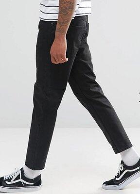 р36 новые джинсы Cheap Monday - In Law Tapered Jeans stussy acne ellesse