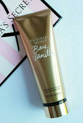Bare Vanilla Victoria secret лосьйон, Вікторія сікрет лосьйон, Виктория сикрет, косметика, крем