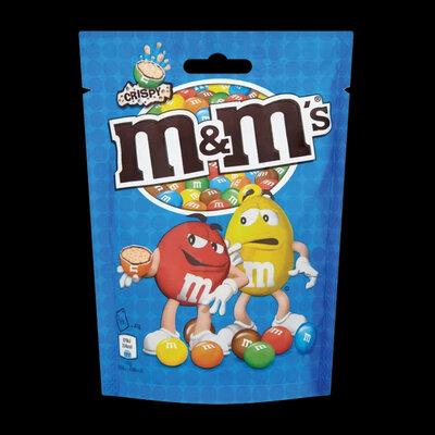 Драже M&M's Crispy 235 g