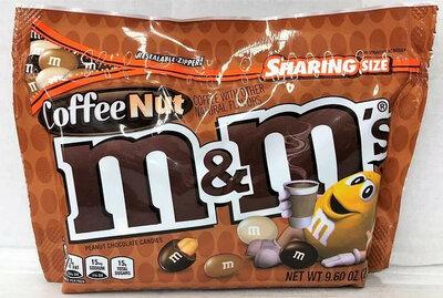 Драже M&M´s Coffee Nut 272 g