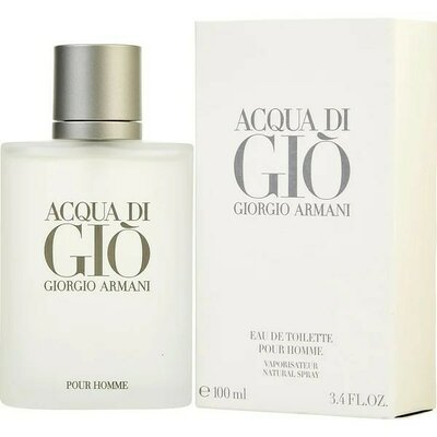 Мужская Туалетная вода 100 мл Giorgio Armani Acqua Di Gio pour homme, Духи Армани Аква ди джио