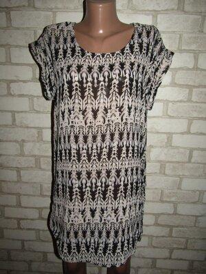 туника блуза пляжная туника р-р 36-38 бренд H&M