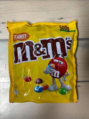 Арахис в шоколаде M&M s, 500 грам