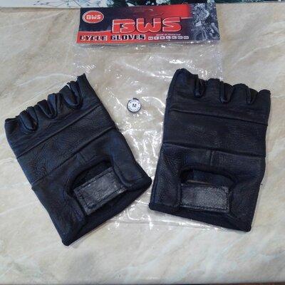 Рукавиці спортивні BWS Cycle Gloves M Пакистан мото перчатки кожаные