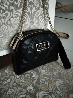 Женская красивенная женская сумка кросс-боди Guess, оригинал новая в с бирками в наличии