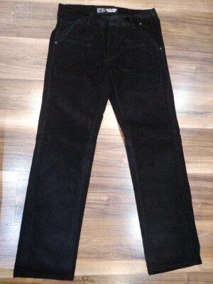 Вельветовые штаны на флисе 36, 38, 40, 42 размера