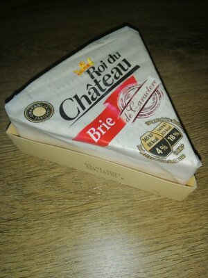 Сыр Brie ROI DU CHATEAU 200грамм
