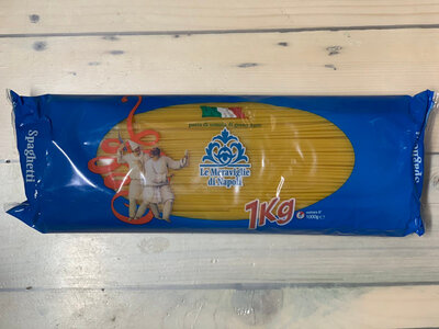 Паста спагетти Le Meraviglie Di Napoli 1 кг., Италия