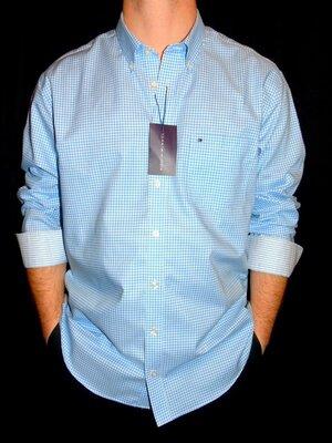 Продано: TOMMY HILFIGER Шикарная брендовая рубашка - XXL - XL