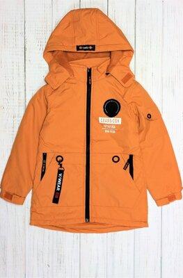 Низкая цена-супер качество Утепленные ветровки- куртки для мальчика Венгрия