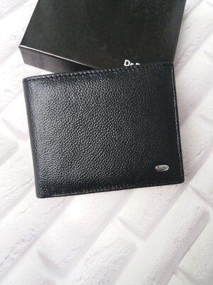 Мужской кожаный кошелек чоловічий шкіряний гаманець портмоне кожаное