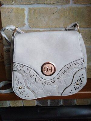 Красивая Стильная Качественная сумка кроссбоди Цвет На Выбор