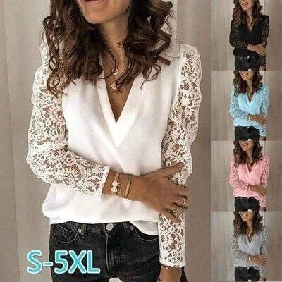 женская кофта размер 40-70 цвет белый