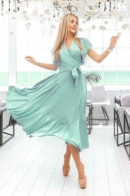 Платье Афродита изящное лето-- 5 цветов