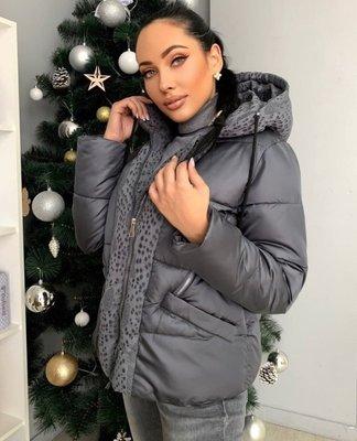 Стильная женская куртка Еврозима
