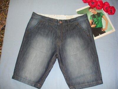 шорты джинсовые мужские летние размер W 32-34 размер 48