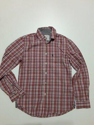 Фирменная рубашка XS