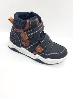 Демисезонные ботинки на мальчика С.луч 27-32 р, хайтопы, кроссовки, осенние, весенние, хлопчика