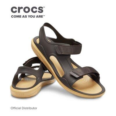 Сандалии мужские крокс crocs men&acutes swiftwater molded expedition оригинал