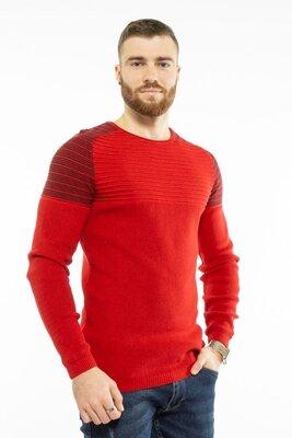 Стильный мужской свитер 617F50259