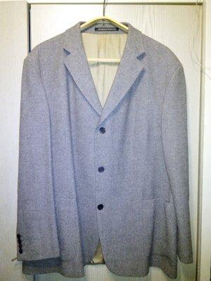 Продано: Мужской шерстяной пиджак