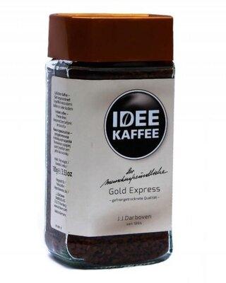 Кофе растворимый Idee Caffe Gold Express 100 г Германия
