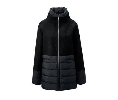 Пальто шерстяное женское TCM Tchibo куртка парка