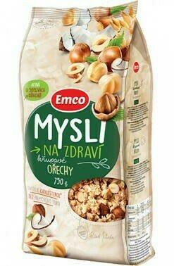 Продано: Мюслі Emco