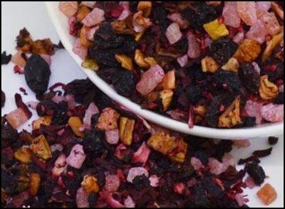 Фруктовый Чай Папайя со сливками, цена 50грн/100грамм.