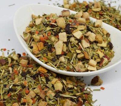 Травьяной чай Заряд бодрости , цена 50грн/100грамм.