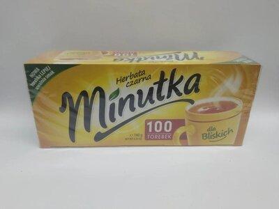 Чай пакетований Minutka 100п. Польша , цена 40грн