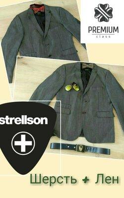 Фирменный мужской пиджак. Пиджак премиум класса.