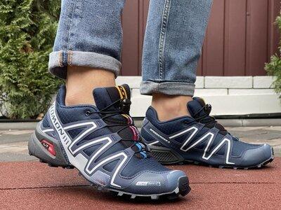 Мужские кроссовки 10137 Salomon Speedcross 3