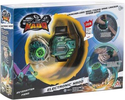 Инфинити Надо Разрушающий Демонс часами Оригинал Infinity Nado Skyshatter Fiend & Controller Set