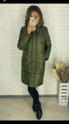Продано: Пальто куртка женская зимняя
